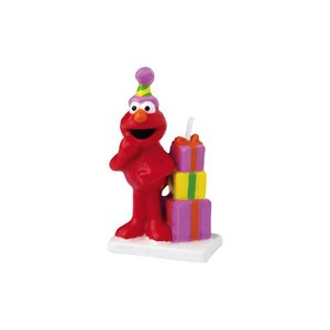 Wilton Products . WIL ELMO BIRTHDAY CANDLE