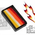 Arty . ARY (DISC) - FIRE ARTY BRUSH CAKE