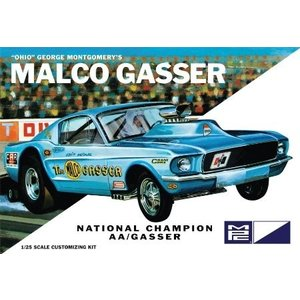 MPC . MPC 1/25 OHIO GEORGE 67 MUSTANG