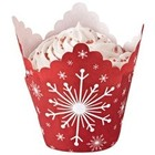 Wilton Products . WIL BAKING CUPS PLEATED 15CT