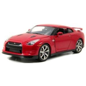 Jada Toys . JAD 1/24 09 NISSAN GT-R