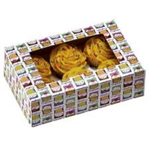 Wilton Products . WIL CUPCAKE HEAVEN BOX