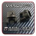 Vanquish . VAN AX-10 8 DEGREE BLACK C HUBS
