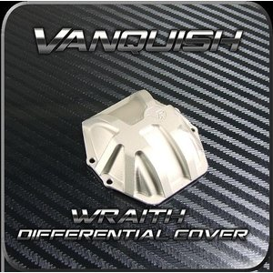 Vanquish . VAN WRAITH DIFF COVER 3-D SILVER