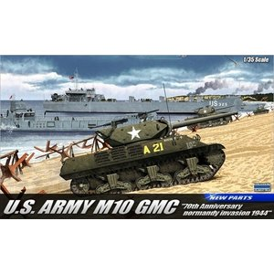 Academy Models . ACY 1/35 US ARMY M10 GMC
