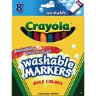 Crayola . CRY WASHABLE BOLD COLOR BROAD