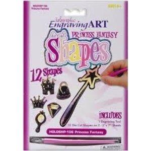 Royal (art supplies) . ROY PRINCESS FANTASY ENGRAVE ART