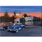Royal (art supplies) . ROY ADULT PBN 50S DINER