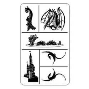 Armour Products (etch) . API DRAGONS