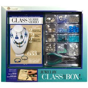 Cousins Corporation . CCA BRGHT GLASS CLASS IN A BOX