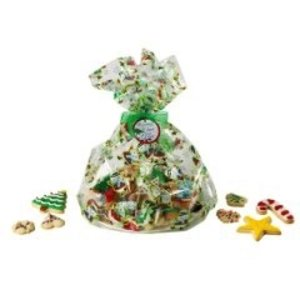 Wilton Products . WIL GIFT BAG COOKIE SET XMAS