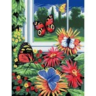 Royal (art supplies) . ROY BUTTERFLIES PBN