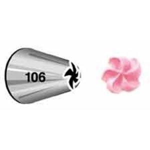 Wilton Products . WIL TIP DROP FLOWER #106 STD
