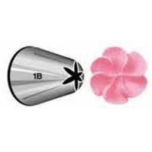 Wilton Products . WIL TIP DROP FLOWER #1B XLG STD