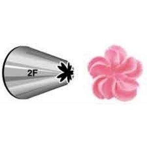 Wilton Products . WIL TIP DROP FLOWER #2F LG STD