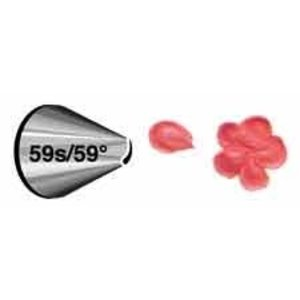 Wilton Products . WIL TIP PETAL #59S STD