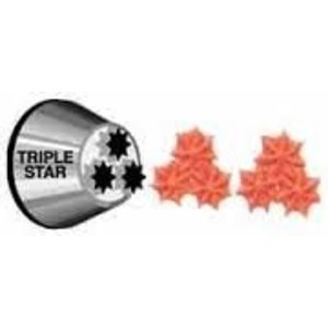 Wilton Products . WIL TIP 2010 MULTI-OPENING TRIPLE STAR
