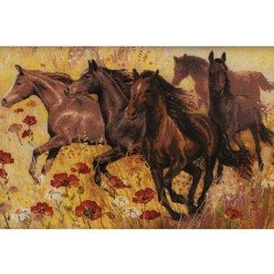 UAB RIOLIS . RIO CROSS STCH HORSES