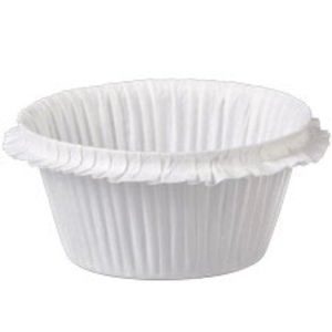 Wilton Products . WIL BAKING CUPS RUFFLE DBL WHITE