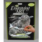 Royal (art supplies) . ROY SILVER ENGRAVING SEAL/PUP