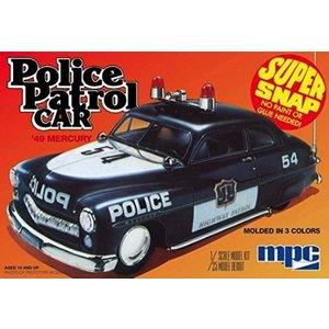 MPC . MPC 1/25 '49 MERCURY POLICE