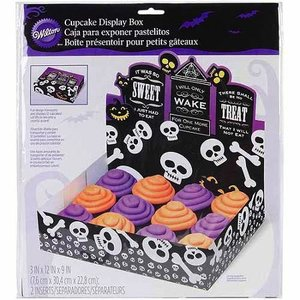 Wilton Products . WIL GRAVEYARD CUPCAKE CADDY