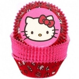 Wilton Products . WIL HELLO KITTY BAKING CUPS
