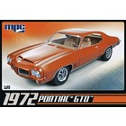 MPC . MPC 1/25 '72 PONTIAC GTO