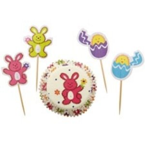 Wilton Products . WIL FUZZ BUNNY COMBO PACK