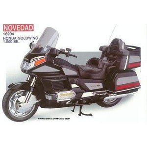Guiloy . GUY HONDA GOLDWING 1500 SE BLACK