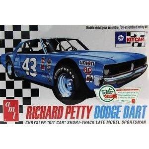 AMT\ERTL\Racing Champions.AMT 1/25 PETTY DODGE DRT