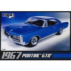 MPC . MPC 1/25 '67 PONTIAC GTO