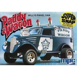 MPC . MPC 1/25 PADDY WAGON - WILLYS