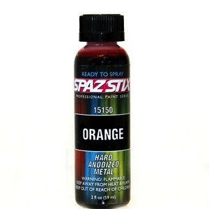 Spaz Stix . SZX Candy Orange Airbrush Paint