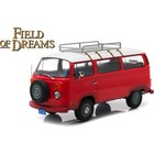 Green Light Collectibles . GNL 1/18 73 VW BUS FIELD OF DREAMS