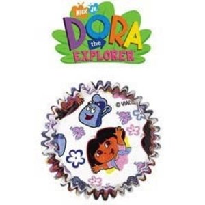 Wilton Products . WIL BAKING CUPS DORA EXPLORER