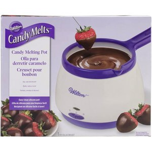 Wilton Products . WIL MELTING POT CHOCOLATE LARGE