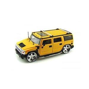 Jada Toys . JAD 1/24 2003 HUMMER H2