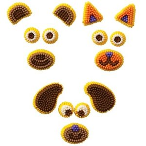 Wilton Products . WIL ICING DEC MAKE A FACE ANIMAL