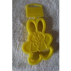 Wilton Products . WIL EASTER BUNNY COOKIE CUTTER