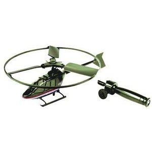 Gayla Industries . GAL AIR HAWK HELICOPTER GREEN