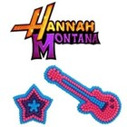 Wilton Products . WIL HANNAH MONTANA ICING DECS.