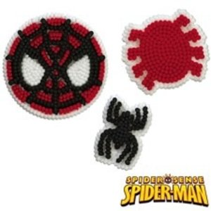Wilton Products . WIL SPIDERMAN ICING DECS.