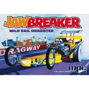 MPC . MPC 1/25 JAWBREAKER DRAGSTER
