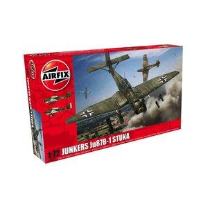 Airfix . ARX 1/72 JUNKERS JU87 STUKA