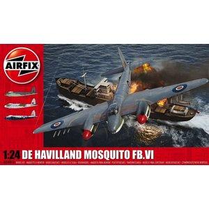 Airfix . ARX 1/24 MOSQUITO FB.VI