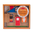 Melissa & Doug . M&D PEEK-A-BOO HOUSE