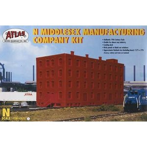 Atlas Model Railroad Co . ATL MIDDLESEX MANUFACTURING CO KIT