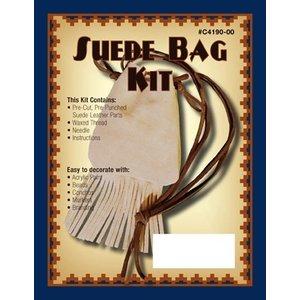 Silver Creek Crafts . SCC SUEDE BAG KIT