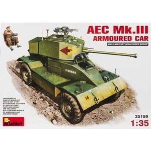 Miniart . MNA 1/35 AEC MK3 ARMOURED CR
